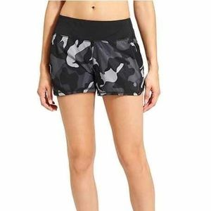 Athleta Black Camo Shorts!